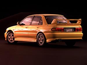 Mitsubishi Lancer Evolution 4 дв. седан Lancer Evolution III GSR