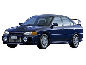Mitsubishi Lancer Evolution 4 дв. седан Lancer Evolution IV GSR