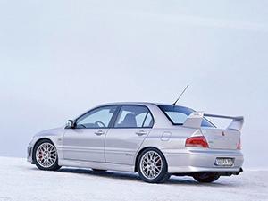 Mitsubishi Lancer Evolution 4 дв. седан Lancer Evolution VII