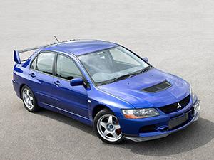 Mitsubishi Lancer Evolution 4 дв. седан Lancer Evolution IX