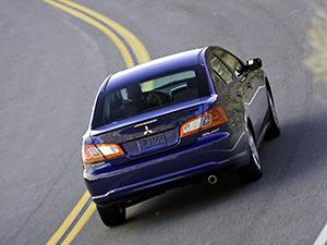Mitsubishi Galant 4 дв. седан Galant