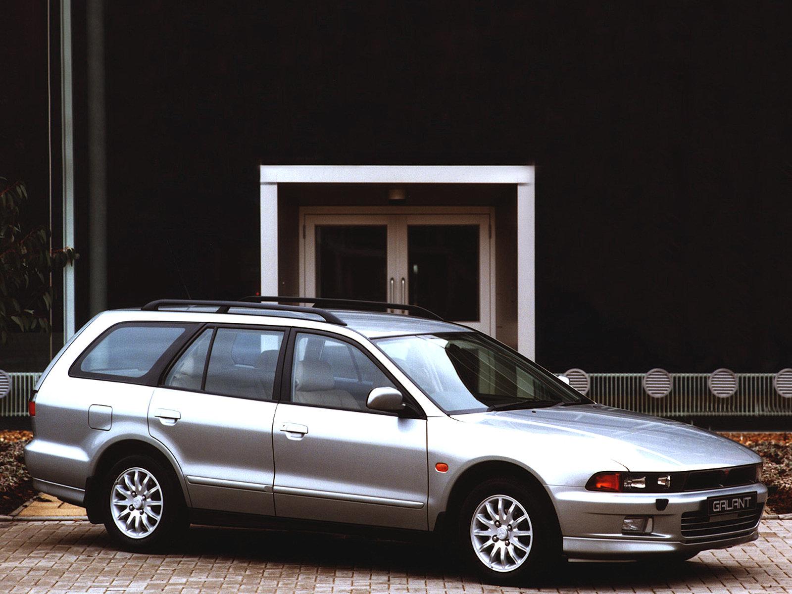 Mitsubishi (Мицубиси) Galant Station Wagon 1997-2001 г.