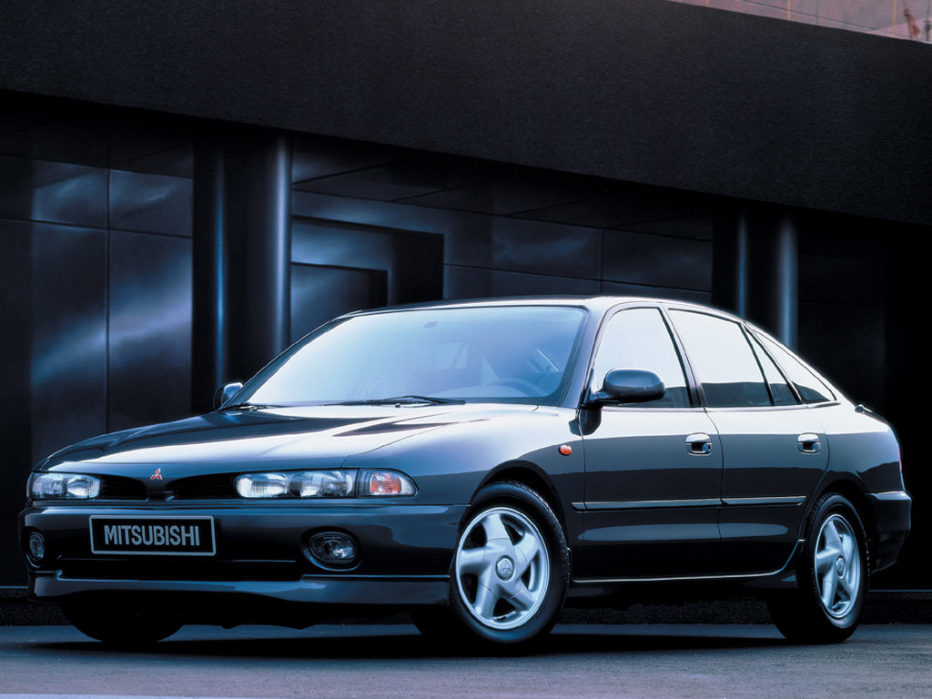 мицубиси галант 1993