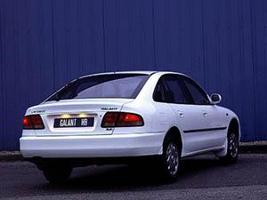 Mitsubishi Galant 5 дв. хэтчбек Galant