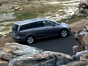 Mitsubishi Grandis 5 дв. минивэн Grandis