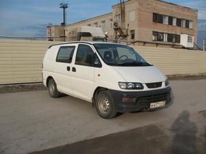 Mitsubishi L 400 5 дв. минивэн L 400