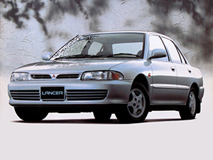 Mitsubishi Lancer 4 дв. седан Lancer
