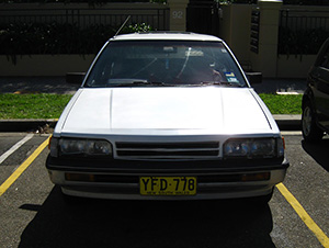 Mitsubishi Lancer 5 дв. универсал Lancer Wagon
