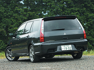 Mitsubishi Lancer 5 дв. универсал Lancer Cedia