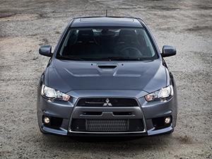 Mitsubishi Lancer X 4 дв. седан Lancer X