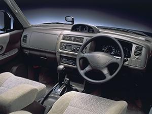Mitsubishi Challenger 5 дв. внедорожник Challenger