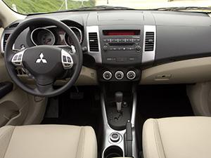 Mitsubishi Outlander 5 дв. внедорожник Outlander