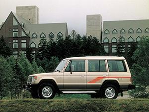 Mitsubishi Pajero 5 дв. внедорожник Pajero Wagon