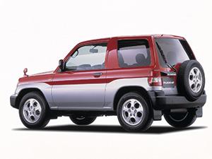Mitsubishi Pajero iO 3 дв. внедорожник Pajero iO