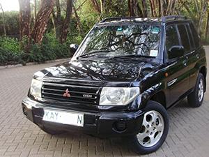 Mitsubishi Pajero iO 5 дв. внедорожник Pajero iO