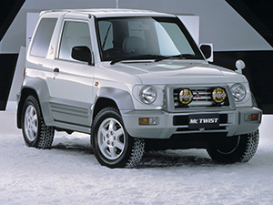 Mitsubishi Pajero Junior 3 дв. внедорожник Pajero Junior