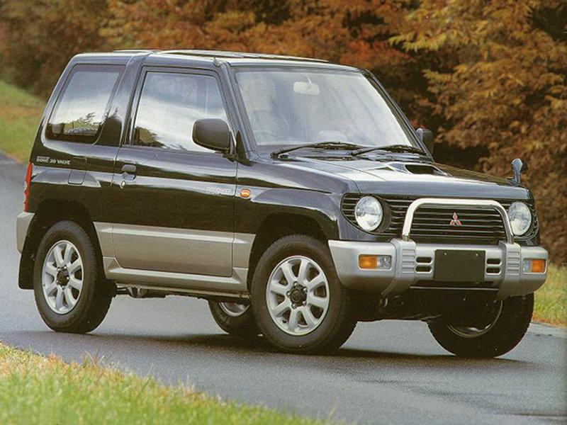 mitsubishi pajero 1994 4d56 характеристики