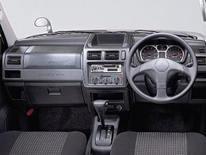 Mitsubishi Pajero Mini 3 дв. внедорожник Pajero Mini