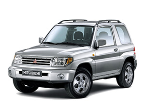 Mitsubishi Pajero Pinin 3 дв. внедорожник Pajero Pinin
