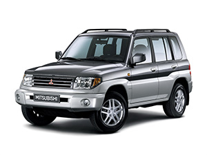 Mitsubishi Pajero Pinin 5 дв. внедорожник Pajero Pinin