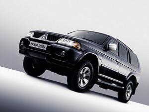 Mitsubishi Pajero Sport 5 дв. внедорожник Pajero Sport
