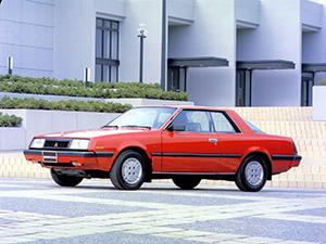 Mitsubishi Sapporo 2 дв. купе Sapporo