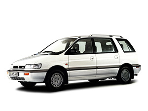 Mitsubishi Space Wagon 5 дв. минивэн Space Wagon