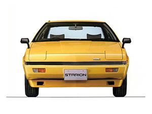 Mitsubishi Starion 3 дв. купе Starion