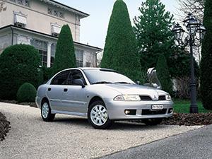 Технические характеристики Mitsubishi Carisma
