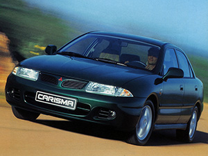 Технические характеристики Mitsubishi Carisma 1.8 GDI Classic 1999-2001 г.