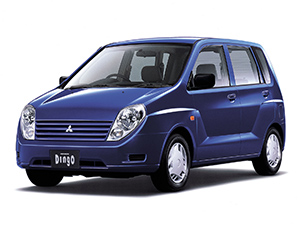 Технические характеристики Mitsubishi Dingo