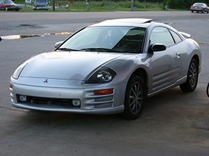 Eclipse с 1999 по 2002