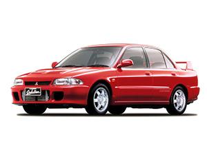 Lancer Evolution I с 1992 по 1994