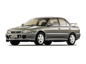 Lancer Evolution II GSR с 1994 по 1995