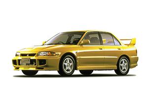 Lancer Evolution III GSR с 1995 по 1996