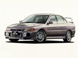 Lancer Evolution IV GSR с 1996 по 1998
