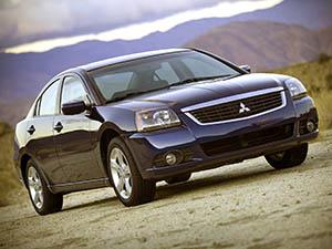 Технические характеристики Mitsubishi Galant