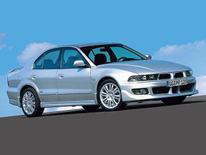 Технические характеристики Mitsubishi Galant 2.0 i 1997-2004 г.
