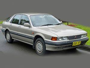 Galant с 1989 по 1993