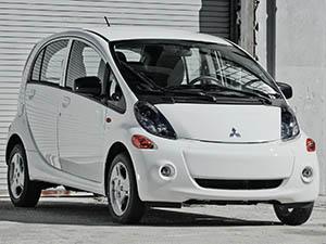 Технические характеристики Mitsubishi i-MiEV