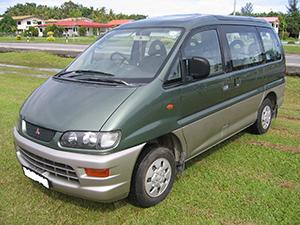 Технические характеристики Mitsubishi L 400