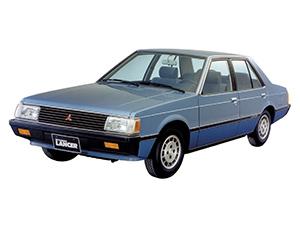 Технические характеристики Mitsubishi Lancer 1400 1979-1984 г.