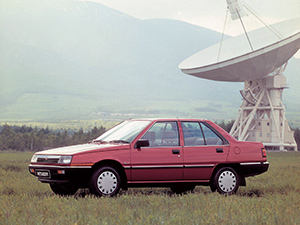 Lancer с 1984 по 1988