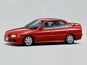 Lancer с 1996 по 2001