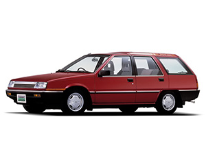 Lancer Wagon с 1985 по 1989