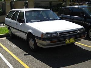Lancer Wagon с 1989 по 1992