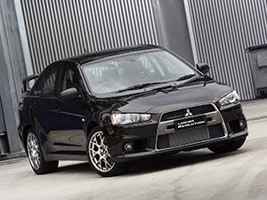 Технические характеристики Mitsubishi Lancer Evolution