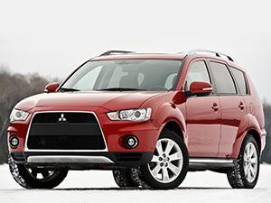 Технические характеристики Mitsubishi Outlander XL