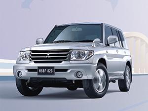 Технические характеристики Mitsubishi Pajero iO