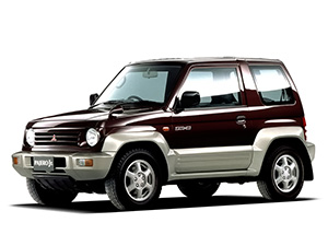Технические характеристики Mitsubishi Pajero Junior